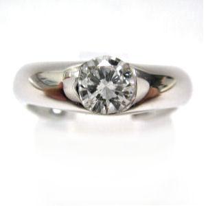 ダイヤモンド リング枠 04a-0402