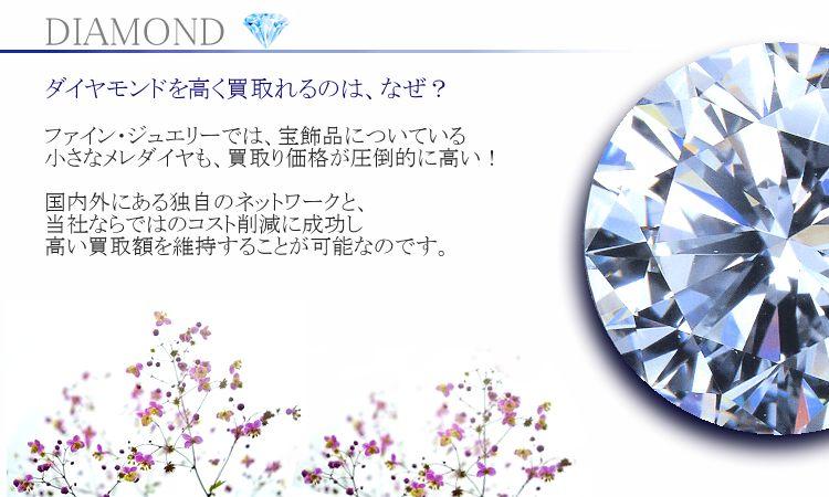 ダイヤモンド 買取 価格表